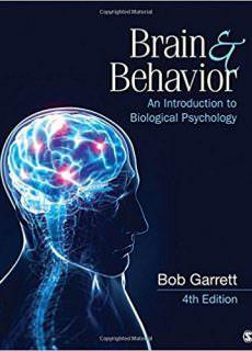 Brain & Behavior An Introduction to Biological Psychology, 4th Edition