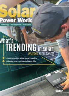 Solar Power World – May 2018
