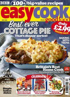 BBC Easy Cook UK – May 2018