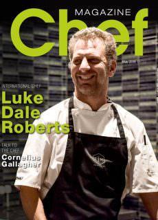 Chef Magazine – May 2018