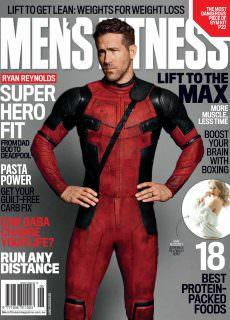 Australian Men's Fitness – June 2018