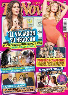 TVyNovelas México – 04 mayo 2018