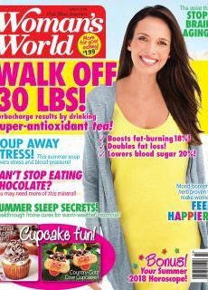 Woman's World USA – June 04, 2018