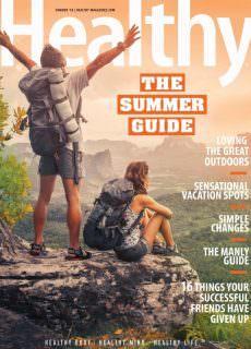 Healthy Magazine – Summer 2018