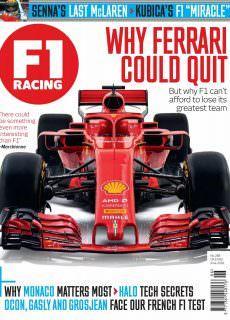 F1 Racing UK – June 2018