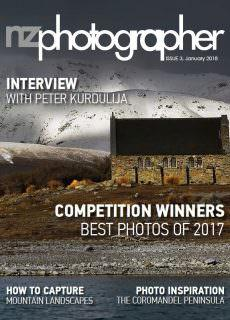 NZPhotographer – January 2018