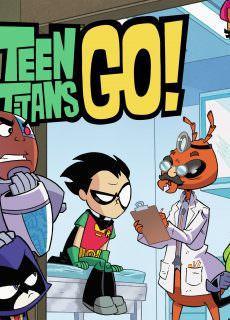 Teen Titans Go! 054 (2018)