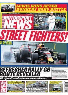 Motorsport News – May 02, 2018