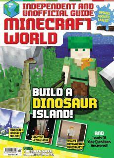 Minecraft World Magazine – August 2018