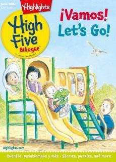 Highlights High Five Bilingue – June 2018