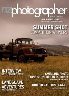 NZPhotographer – April 2018