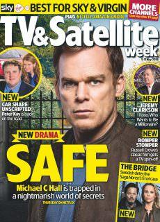 TV & Satellite Week – 05 May 2018