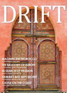 Drift Travel Magazine – Summer 2018
