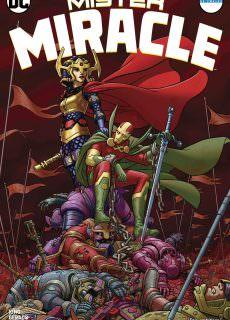 Mister Miracle 008 (2018)