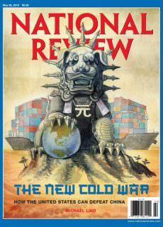 National Review – May 28, 2018