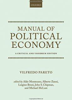 Manual of Political Economy A Critical and Variorum Edition