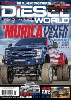 Diesel World – July 2018