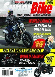 SuperBike South Africa – June 2018