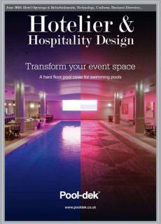 Hotelier & Hospitality Design – June 2018