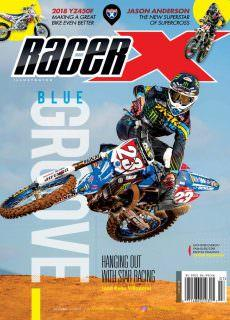 Racer X Illustrated – July 2018