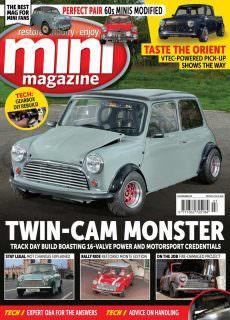 Mini Magazine – July 2018