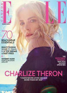 Elle Canada – July 2018