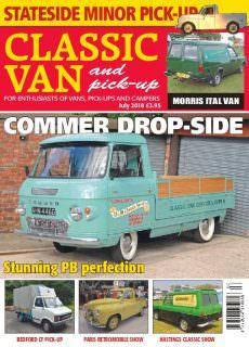 Classic Van & Pick-up – July 2018