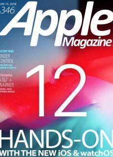 AppleMagazine – June 15, 2018