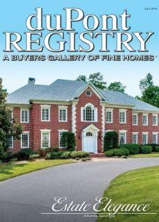 duPontREGISTRY Homes – July 2018
