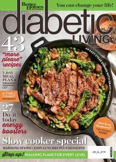 Diabetic Living Australia – July-August 2018