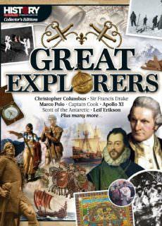 History Revealed Collector's – Great Explorers 2018