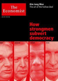 The Economist Continental Europe Edition – June 16, 2018