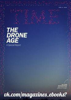 Time USA – The Drone Age – June 11, 2018