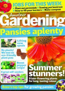 Amateur Gardening – 09 June 2018