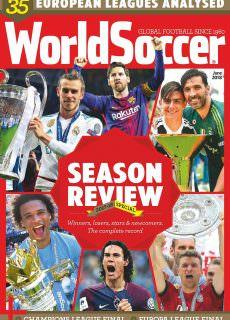 World Soccer – June 2018