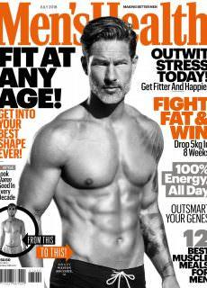 Men's Health South Africa – July 2018
