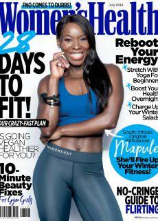 Women's Health South Africa – July 2018