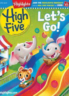 Highlights High Five – July 2018