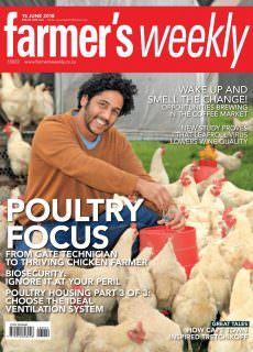Farmer's Weekly – 15 June 2018