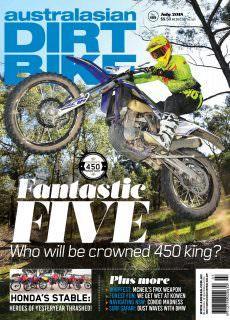 Australasian Dirt Bike – July 2018