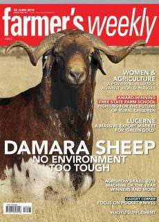 Farmer's Weekly – 22 June 2018