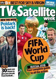 TV & Satellite Week – 09 June 2018