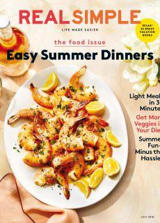 Real Simple – July 2018