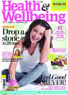 Health & Wellbeing – July 2018