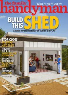 The Family Handyman – July-August 2018