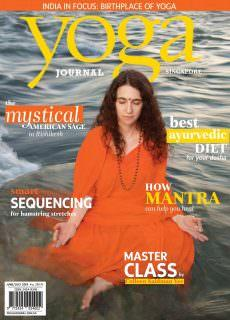 Yoga Journal Singapore – June-July 2018