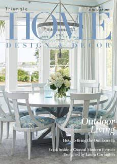 Home Design & Decor Triangle – June-July 2018