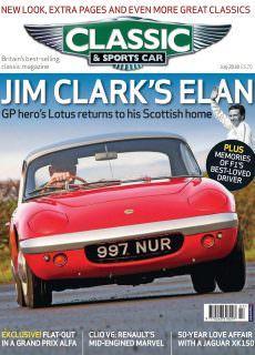 Classic & Sports Car UK – July 2018