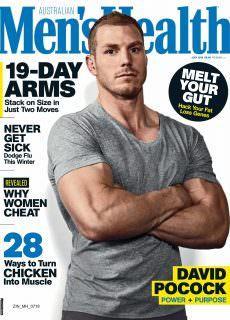 Men's Health Australia – July 2018