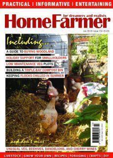Home Farmer Magazine – July 2018